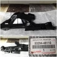 Дефлектор радиатора Lexus RX350/RX450H/RX270