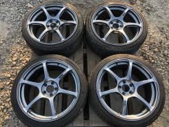 Оригинальные диски Advan Racing Rgiii 8JJ ET47 R18 5х100