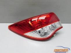 Фонарь задний наружный левый для Nissan Almera (G15) 2013> (арт.126325)