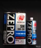 Замена масла Idemitsu Zepro