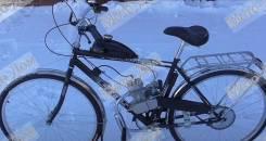 Велосипед stels Navigator-300 Gent с веломотором