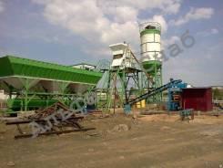 Бетонный завод стационарный GiStat 25