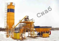 Бетонный завод стационарный HZS25 в наличии