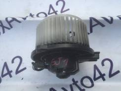 Мотор печки Honda Airwave, GJ1, L15A