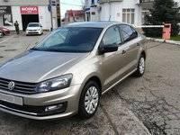 Аренда Volkswagen Polo 2018 серый автомат