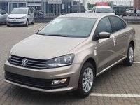 Аренда Volkswagen Polo 2018 коричневый автомат