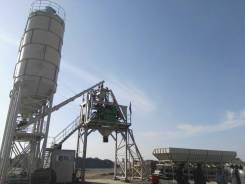 Бетоносмесительная установка HZS60KG