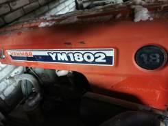 Yanmar YM1802 японский минитрактор в разбор, двигатель Yanmar 3T80U-NB