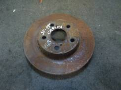 Диск тормозной передний [43512-20450] Toyota Carina ST190
