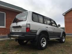 Кузов не пиленный первой комплектности на Toyota Land Cruiser 80
