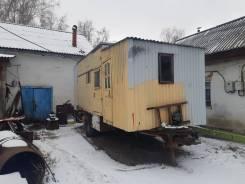 Дом на колесах, 2007