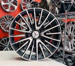 Новые 19-ые диски для Mercedes