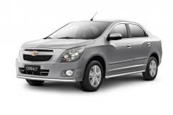 Защита порогов 38 мм Chevrolet Cobalt с 2019 в наличии в Барнауле