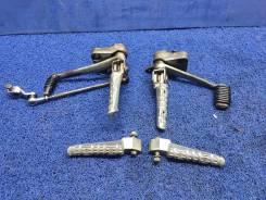 Подножки (комплект) Yamaha FZ400 46X 33M [MotoJP]