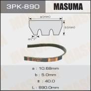 Ремень привода Masuma 3PK-890