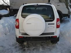 """Колпак на запасное колесо """"Bertone"""" крашеный Chevrolet Niva 2009-"""