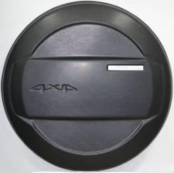 """Колпак на запасное колесо """"Bertone"""" НЕ Крашеный Chevrolet Niva 2009"""