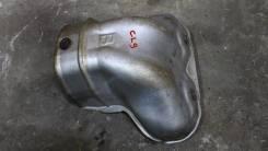 Защита выпускного коллектора Honda Accord CL9 2007 (рестайлинг)