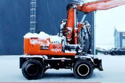 Hitachi ZX160W, 2007