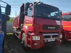 КамАЗ 6580, 2018