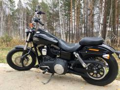 Harley-Davidson Dyna Street Bob, 2015