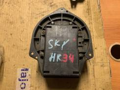 Мотор печки Nissan Skyline R34
