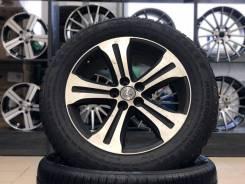 Колеса в сборе Б/У Lexus 7.5J R19 5x114.3 ET35 D60.1 245/55R19 HKPL 7