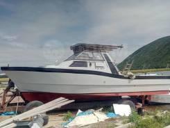 Продам катер Isuzu Kingfisher в Дальнегорске