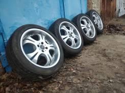 Manaray Sport на шинах Dunlop 205/50/17 без пробега по РФ