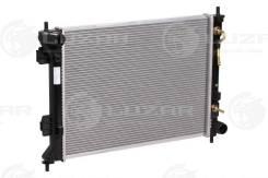 Радиатор охлаждения Kia Venga (10-) Hyundai i20 (08-)