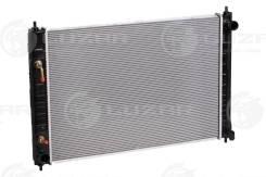 Радиатор охлаждения Nissan Murano II (Z51) (08-) AT