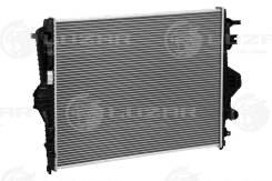 Радиатор охлаждения VW Touareg II (10-)/Cayenne II (10-) 3.0TDi/3.6FSi