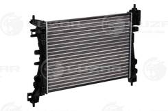 Радиатор охлаждения Opel Corsa D (06-) 1.0/1.2/1.4i MT XEP