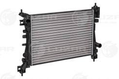 Радиатор охлаждения Opel Corsa D (06-) 1.2/1.4i MT XEL/XER