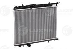 Радиатор охлаждения Citroen C4 (04-) Peugeot 206 307 (00-) 1.4/1.6i MT