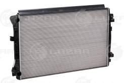 Радиатор охлаждения Skoda Octavia (13-)/ VW Tiguan (16-) MT AMT