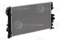 Радиатор охлаждения Mercedes-Benz Vito/Viano (W639) (03-) MT