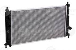 Радиатор охлаждения Mazda 3 (BL) (09-) MT