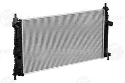 Радиатор охлаждения Mazda 3 (BL) (09-) AT