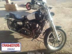 Harley-Davidson Dyna Super Glide FXD, 2009