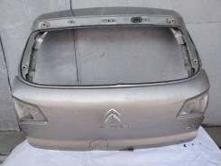 Дверь багажника Citroen C4 2010> в Барнауле
