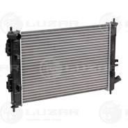 Радиатор охлаждения Hyundai Elantra (11-)/Kia Cerato (16-) 1.6i MT