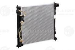 Радиатор охлаждения Hyundai Tucson (15-) Kia Sportage IV (16-) 2.0D