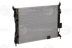 Радиатор охлаждения Nissan Qashqai J10 (06-) 1.6i MТ