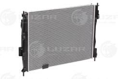 Радиатор охлаждения Nissan Qashqai J10 (06-) 2.0i CVT