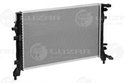 Радиатор охлаждения дополнительный VW Golf(03-)/Skoda Octavia(04-) TSi