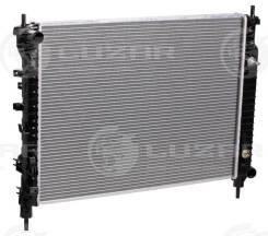 Радиатор охлаждения Chevrolet Captiva Opel Antara 2.2D AT