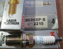 Свеча зажигания NGK 2215 BKR6EP8, шт