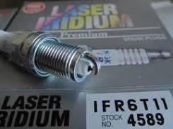 Свеча зажигания NGK 4589 IFR6T11, шт