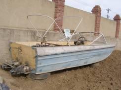 Водометный катер сарепта ДВС EJ20